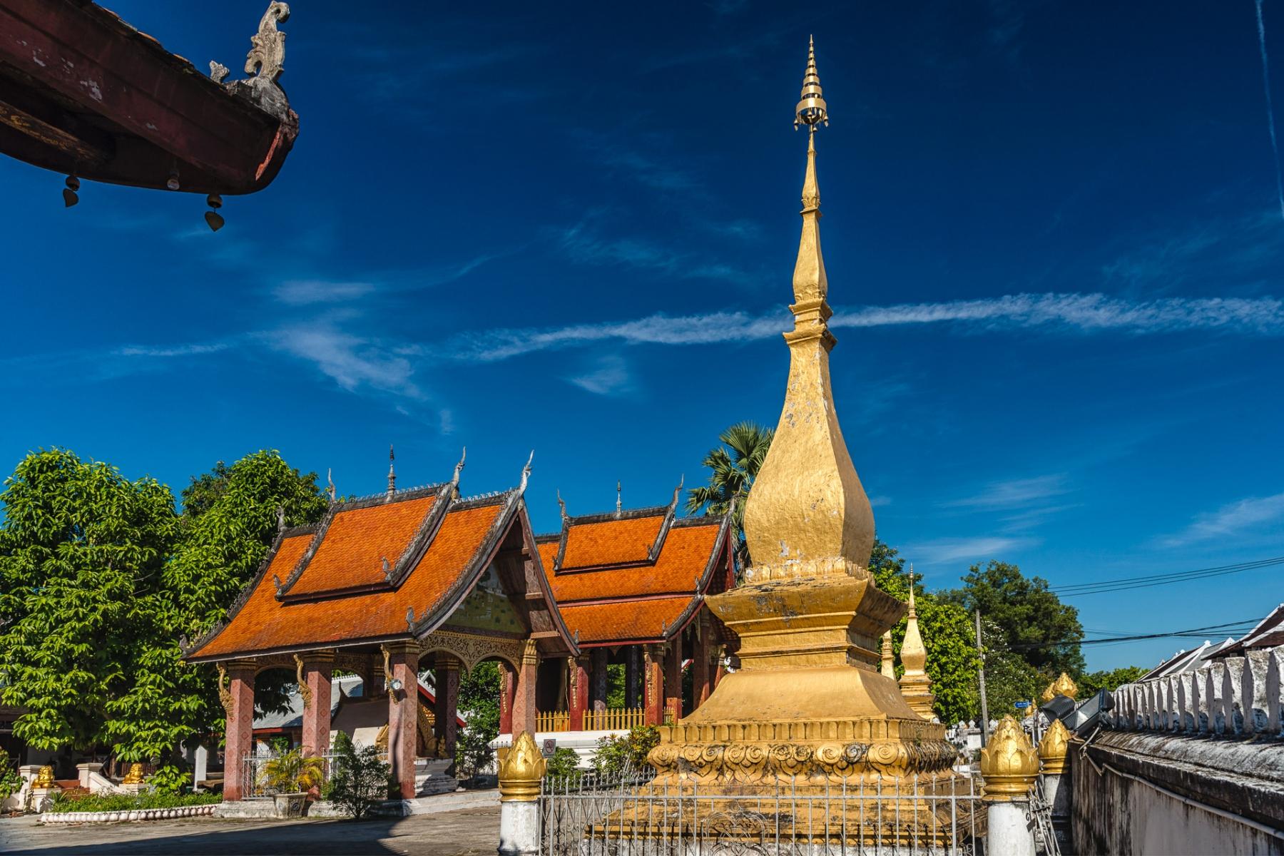 Luang Prabang - Wat Sensoukaram
