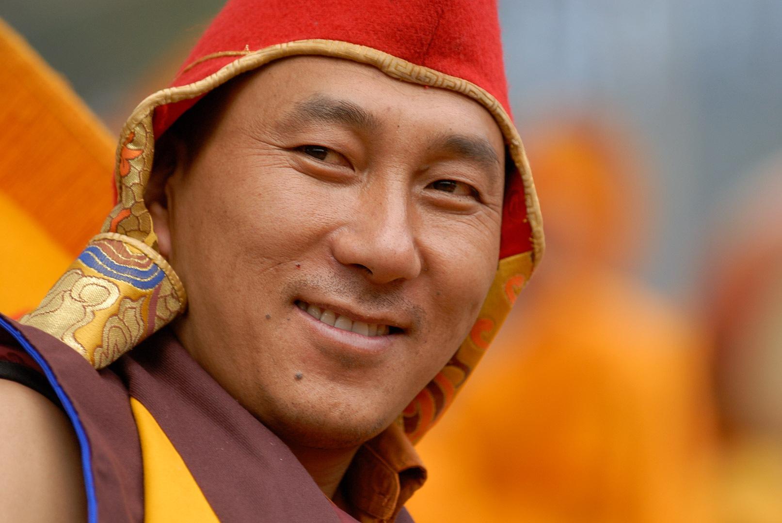 Monk - Jakar