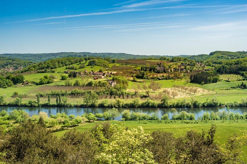 Marquessac, een fraai uitzicht