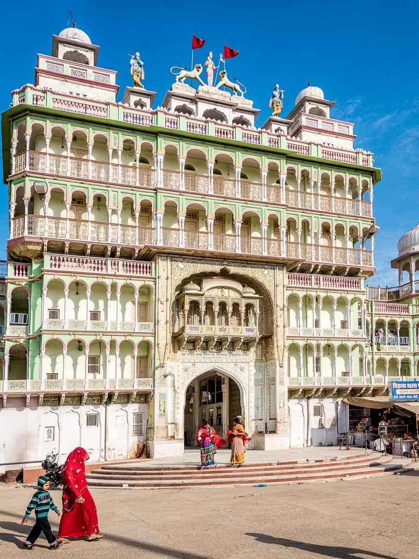 Rani Sati tempel, Jhunjhunu
